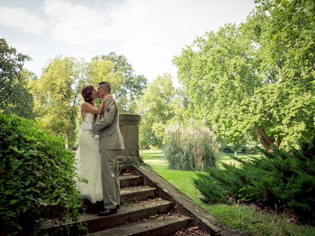Le mariage de Sébastien et Maria à Grenade, Haute-Garonne 54