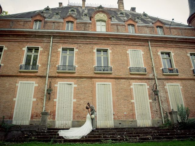 Le mariage de Sébastien et Maria à Grenade, Haute-Garonne 56