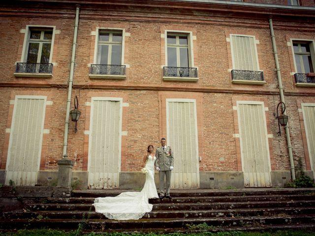 Le mariage de Sébastien et Maria à Grenade, Haute-Garonne 58