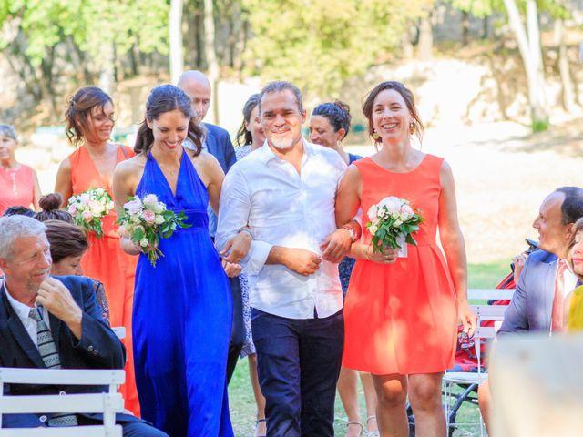 Le mariage de Bastien et Sophie à Marseille, Bouches-du-Rhône 45
