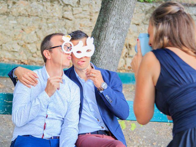 Le mariage de Bastien et Sophie à Marseille, Bouches-du-Rhône 86