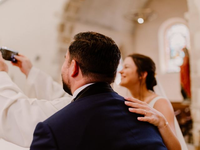 Le mariage de Flavien et Marine à Theix-Noyalo, Morbihan 1
