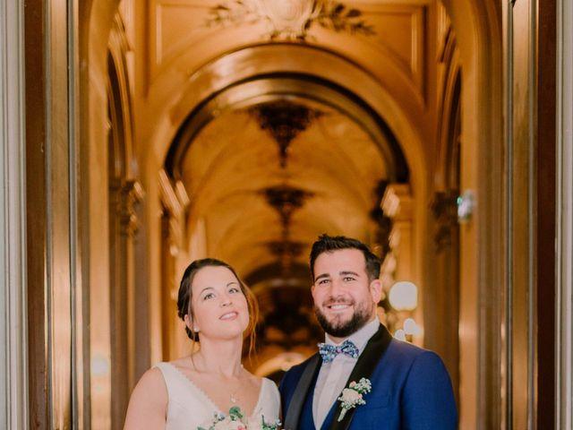 Le mariage de Flavien et Marine à Theix-Noyalo, Morbihan 9