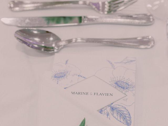 Le mariage de Flavien et Marine à Theix-Noyalo, Morbihan 18