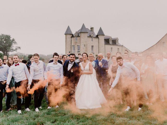 Le mariage de Flavien et Marine à Theix-Noyalo, Morbihan 28