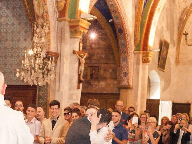 Le mariage de Gilles et Lindsay à Puycelci, Tarn 28