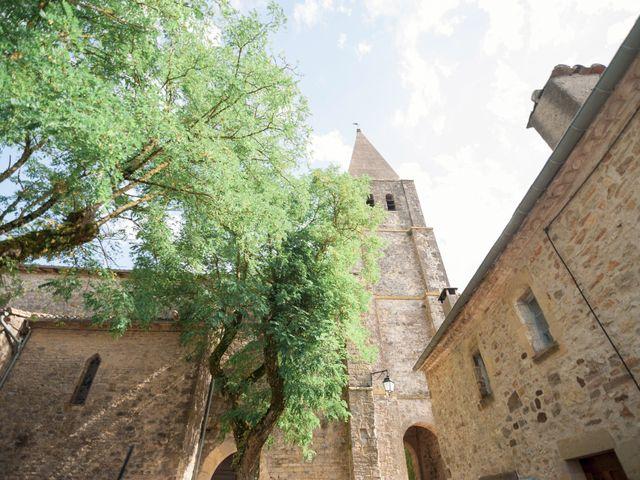 Le mariage de Gilles et Lindsay à Puycelci, Tarn 33