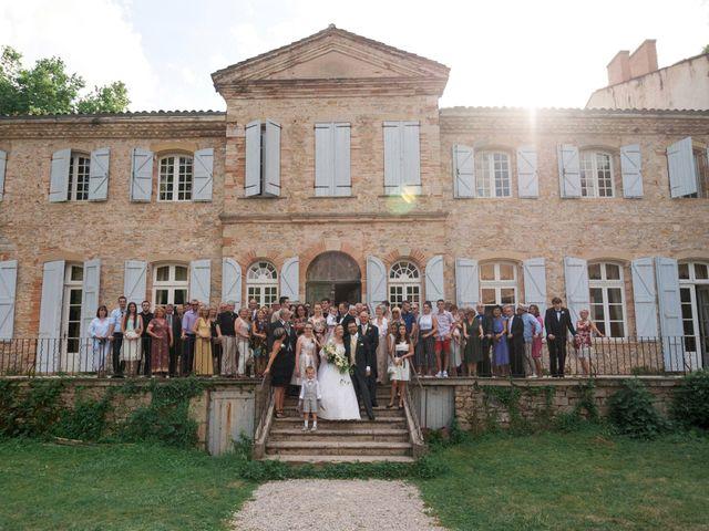 Le mariage de Gilles et Lindsay à Puycelci, Tarn 37