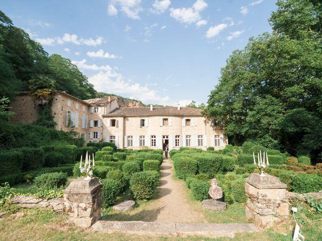 Le mariage de Gilles et Lindsay à Puycelci, Tarn 38