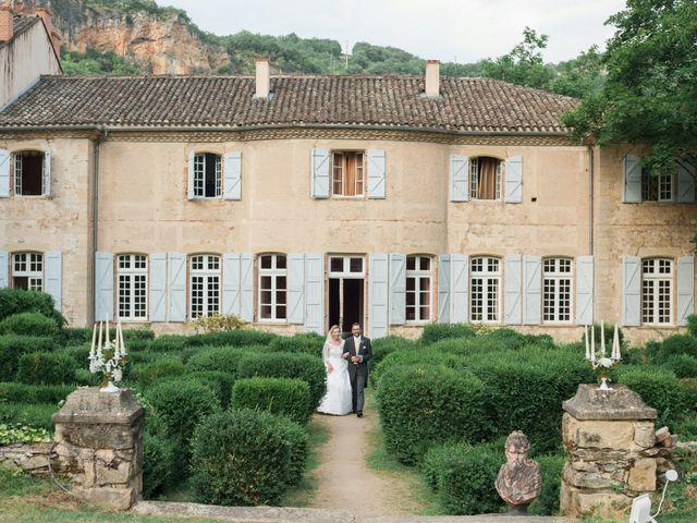 Le mariage de Gilles et Lindsay à Puycelci, Tarn 50