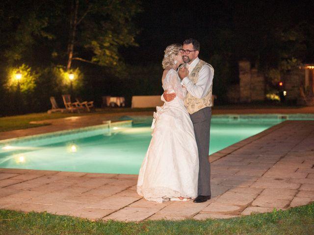 Le mariage de Gilles et Lindsay à Puycelci, Tarn 53