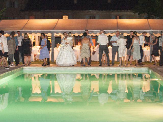 Le mariage de Gilles et Lindsay à Puycelci, Tarn 54