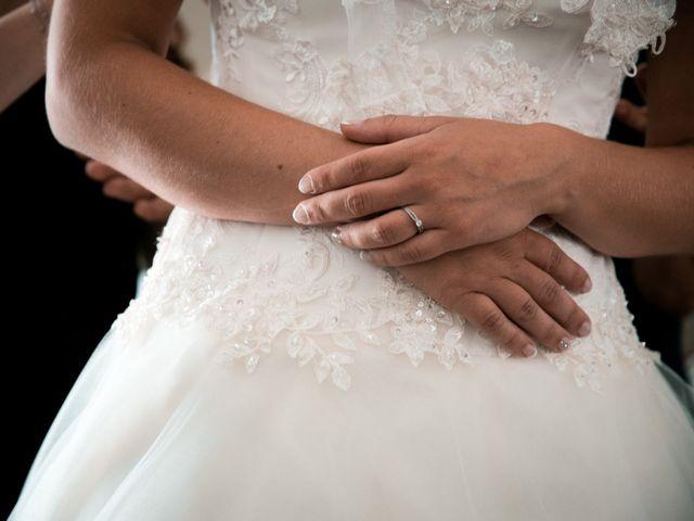 Le mariage de Yoann et Estelle à Lasbordes, Aude 12
