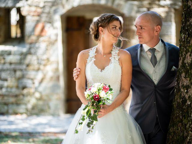 Le mariage de Estelle et Yoann