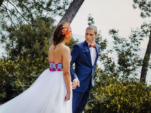Le mariage de Xavier et Kendgerly à Lège-Cap-Ferret, Gironde 17