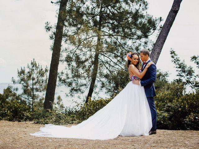 Le mariage de Xavier et Kendgerly à Lège-Cap-Ferret, Gironde 19
