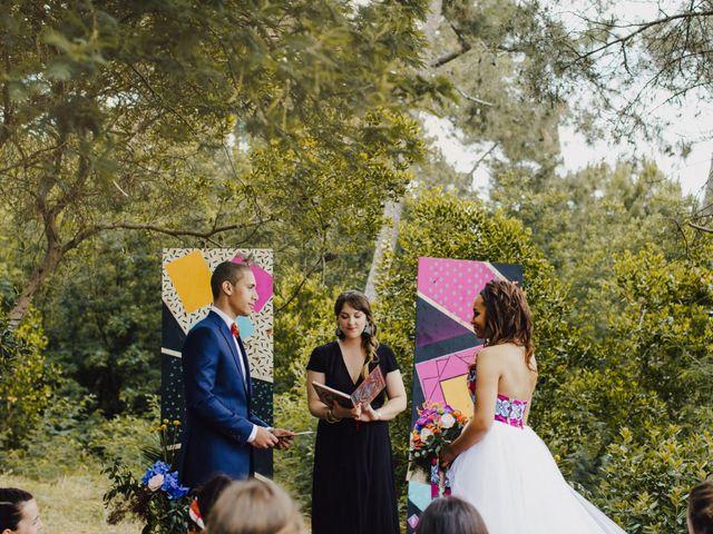 Le mariage de Xavier et Kendgerly à Lège-Cap-Ferret, Gironde 31