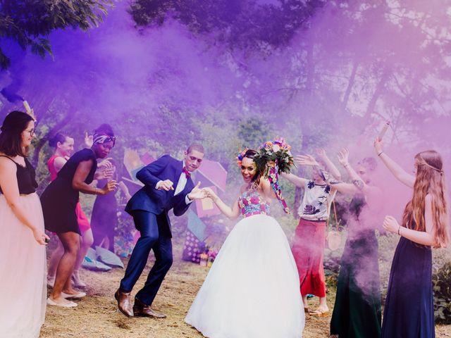Le mariage de Xavier et Kendgerly à Lège-Cap-Ferret, Gironde 33