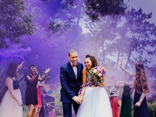 Le mariage de Xavier et Kendgerly à Lège-Cap-Ferret, Gironde 34