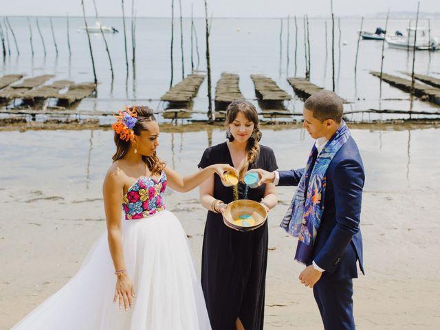 Le mariage de Xavier et Kendgerly à Lège-Cap-Ferret, Gironde 39