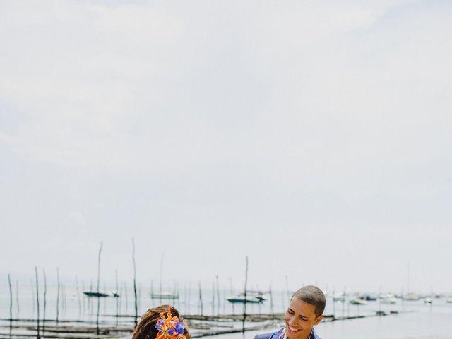 Le mariage de Xavier et Kendgerly à Lège-Cap-Ferret, Gironde 45
