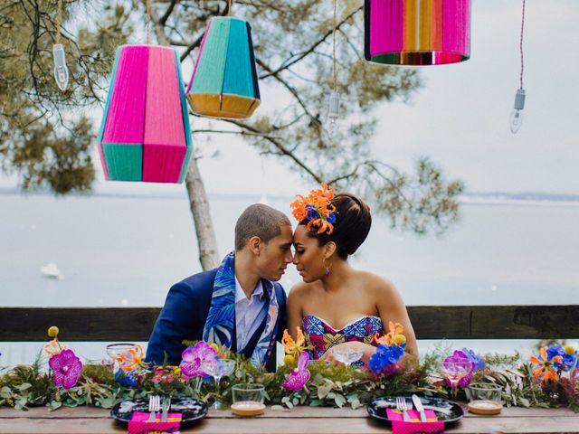 Le mariage de Xavier et Kendgerly à Lège-Cap-Ferret, Gironde 54
