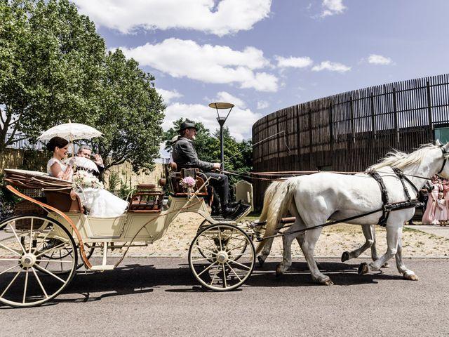 Le mariage de Cédric et Charlotte à Rouen, Seine-Maritime 40