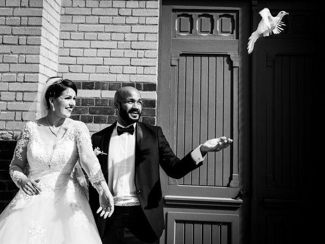 Le mariage de Charlotte et Cédric