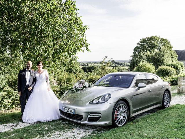 Le mariage de Cédric et Charlotte à Rouen, Seine-Maritime 96