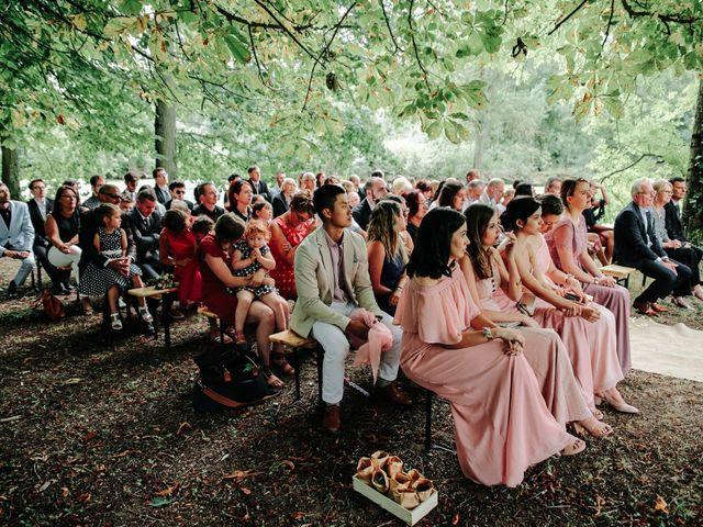 Le mariage de Gaetan et Elizabeth à Saint-Fiacre-sur-Maine, Loire Atlantique 52