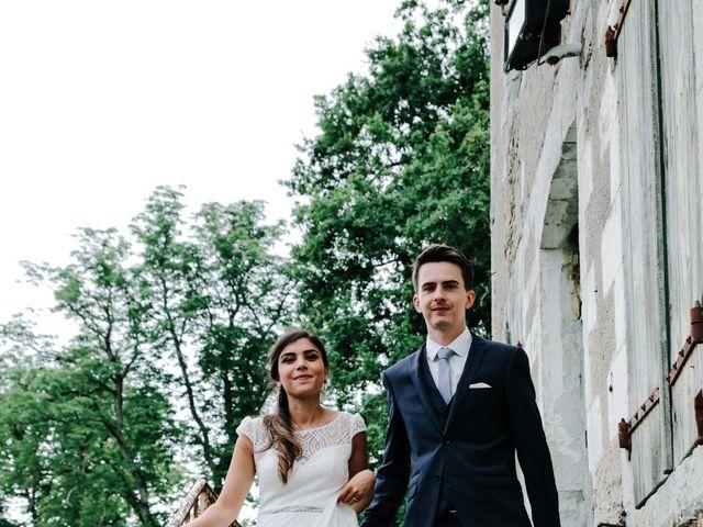 Le mariage de Gaetan et Elizabeth à Saint-Fiacre-sur-Maine, Loire Atlantique 69