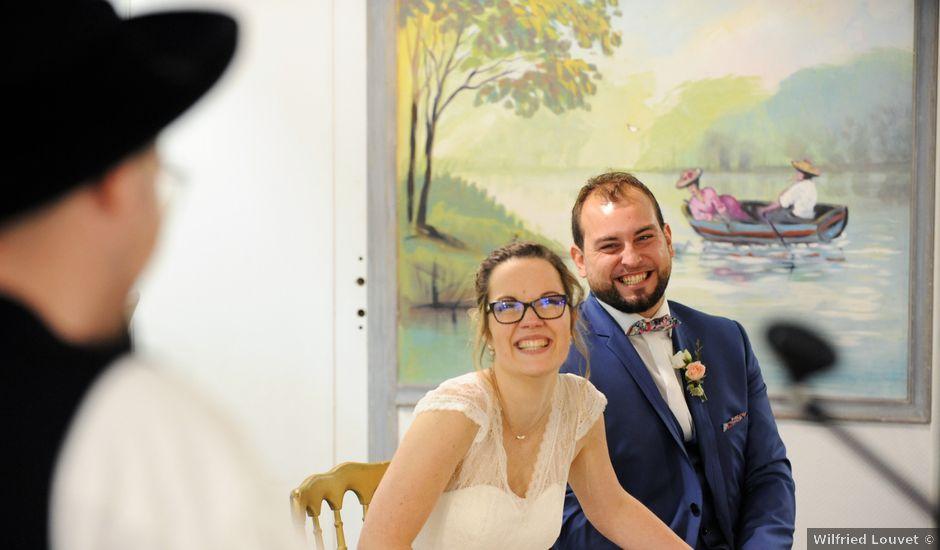 Le mariage de Aymeric et Joséphine à Boqueho, Côtes d'Armor