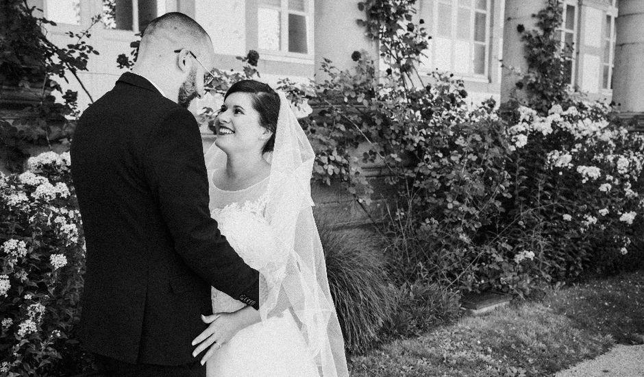 Le mariage de Wentzinger et Melyssa à Épinal, Vosges