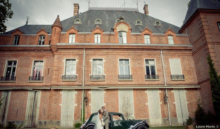 Le mariage de Sébastien et Maria à Grenade, Haute-Garonne