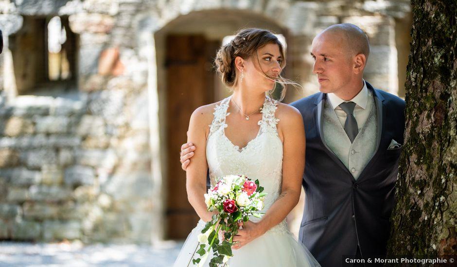 Le mariage de Yoann et Estelle à Lasbordes, Aude