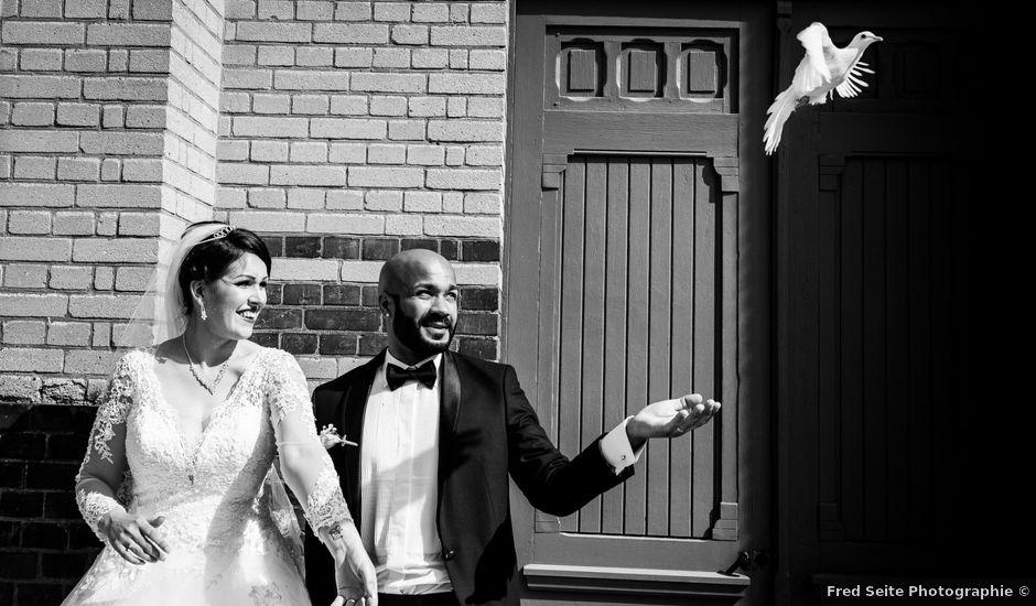 Le mariage de Cédric et Charlotte à Rouen, Seine-Maritime