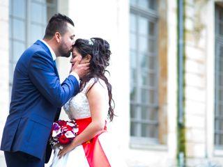 Le mariage de Baris et Quy Thanh