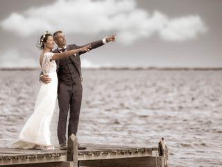 Le mariage de Thao et Pascal