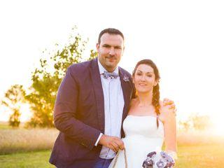 Le mariage de Carine et Patrice