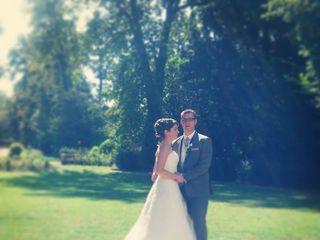 Le mariage de Damien et Gilliane 1