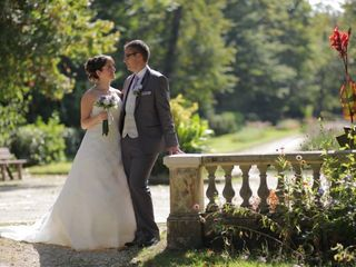 Le mariage de Damien et Gilliane