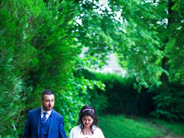 Le mariage de Quy Thanh et Baris à Gagny, Seine-Saint-Denis 3