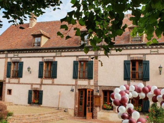 Le mariage de Jeremy et Sandra à Montigny-sur-Avre, Eure-et-Loir 1