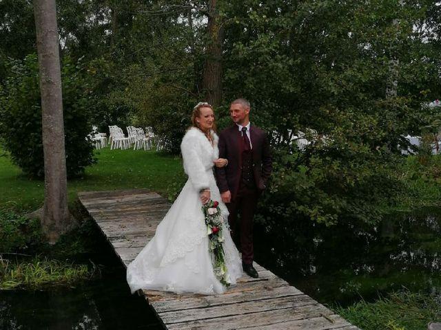 Le mariage de Jeremy et Sandra à Montigny-sur-Avre, Eure-et-Loir 14