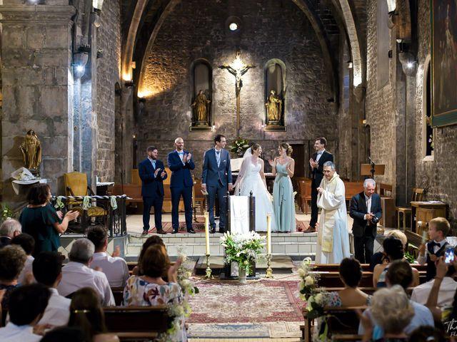 Le mariage de Florian et Mathilde à Hyères, Var 19