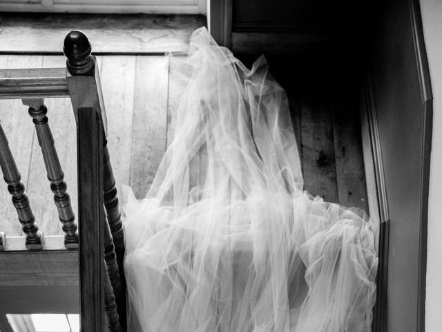 Le mariage de Xavier et Sara à Biras, Dordogne 11