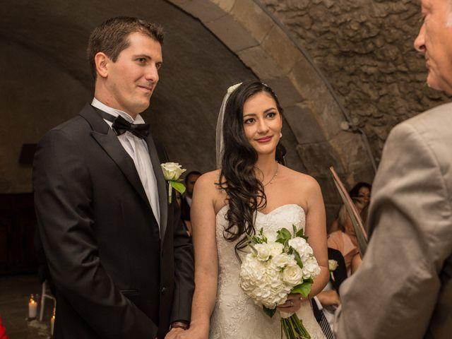 Le mariage de Xavier et Sara à Biras, Dordogne 13