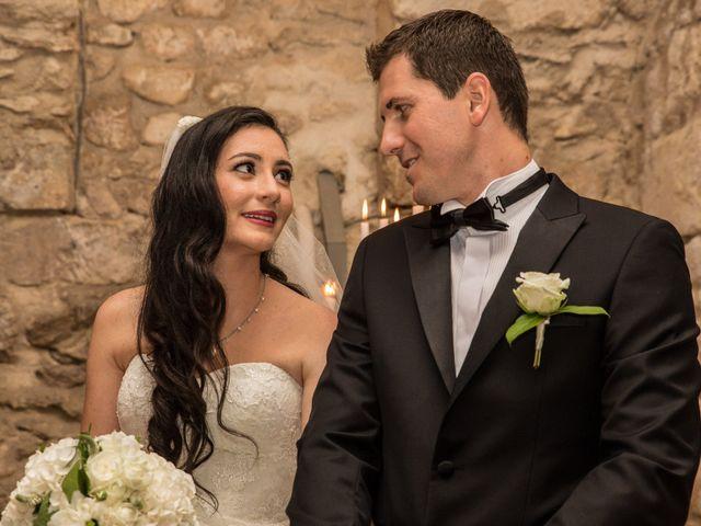 Le mariage de Xavier et Sara à Biras, Dordogne 14