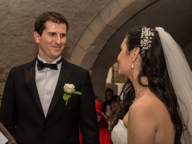 Le mariage de Xavier et Sara à Biras, Dordogne 15