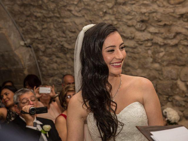 Le mariage de Xavier et Sara à Biras, Dordogne 16